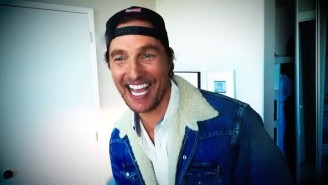 Matthew McConaughey Joins Instagram On His 50th Birthday In A Very McConaughey Way