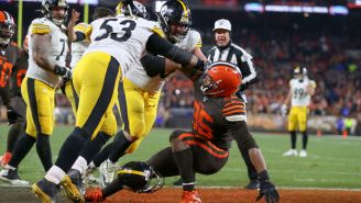 Steelers Fans Are Donating To A GoFundMe To Pay The Fine Maurkice Pouncey Will Likely Received For Defending Mason Rudolph From Myles Garrett