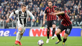 How To Live Stream Juventus Vs AC Milan Online With ESPN+