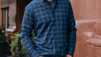 Mizzen+Main Performance Flannels Are The Best Way To Stay Warm And Look Awesome This Fall Season