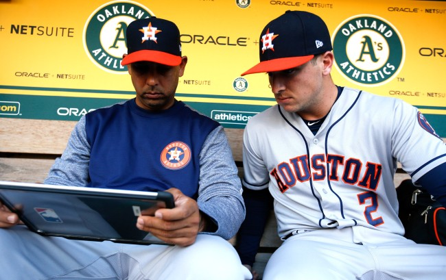 MLB Astros Sign-Stealing Investigation Has Expanded To The Red Sox