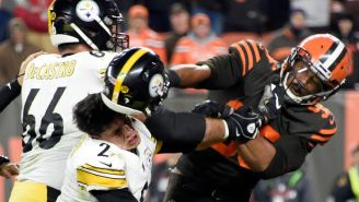 Jay Glazer Claims The Browns Knew About Myles Garrett's Racial Slur Allegations Immediately After His Altercation With Mason Rudolph