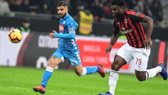 How To Live Stream Napoli vs AC Milan Online With ESPN+