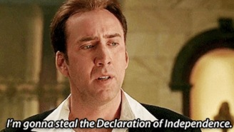 Honest Trailers Takes Aim At The Glorious Absurdity Of 'National Treasure'