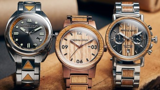 Cyber Monday Deal: Last Chance At 40% Off Original Grain Watches