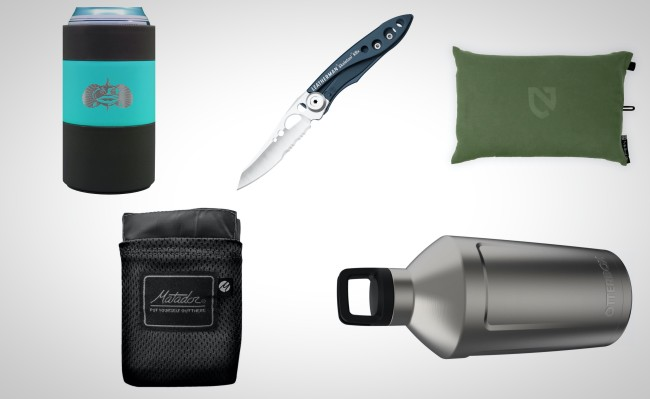 holiday gift ideas under fifty dollars for guys who love outdoors
