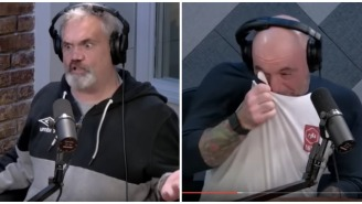 Artie Lange Makes Joe Rogan Cry Real Tears Of Laughter With Hysterical Stories About His Drug-Fueled Shenanigans