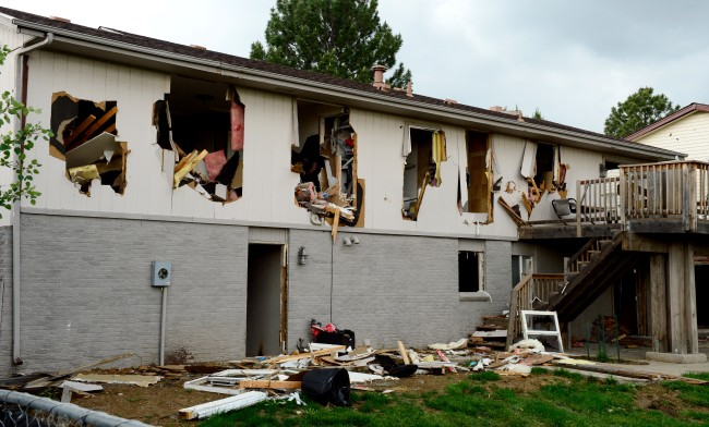 Police Destroy Innocent Man's House, Court Says Pay For Damages Himself