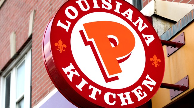 Popeyes Employee Was Allegedly Selling Chicken Sandwiches On The Side