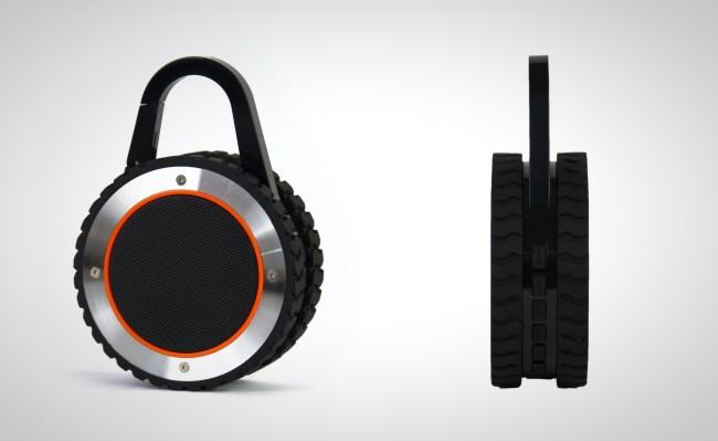 Portable Bluetooth Speaker All-Terrain Waterproof and Rugged