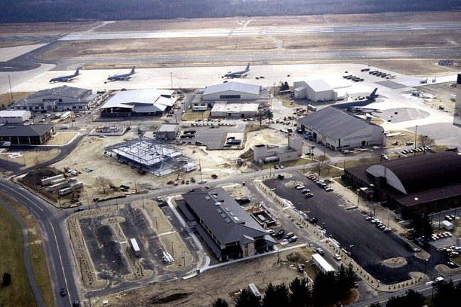 Retired Air Force Major Says Alien Was Shot And Killed At McGuire Air Force Base In 1978