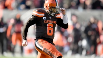 Rex Ryan Reverses Course And Calls Baker Mayfield Underrated As Hell After Browns' Recent Success