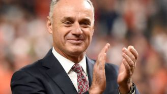 MLB Commissioner Rob Manfred Suggested The Astros Could Be Hit With An Unprecedented Punishment For Stealing Signs