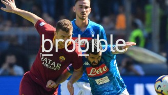 Why So Serie A? BroBible's Serie A Weekend Preview – Napoli Vs Roma