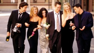 A 'Friends' Reunion With The Original Cast Is Reportedly In Development At HBO Max