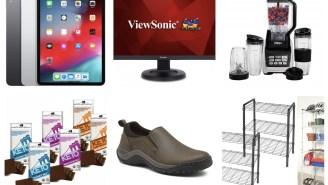 Woot Daily Deals: Apple iPad Pros, Ninja Blenders, ViewSonic Monitors