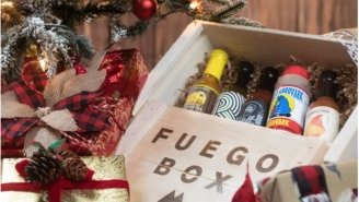 Need A Last Minute Gift? Choose One Of SEVEN Different Fuego Box Gift Sets For The Hot Sauce Lover In Your Life