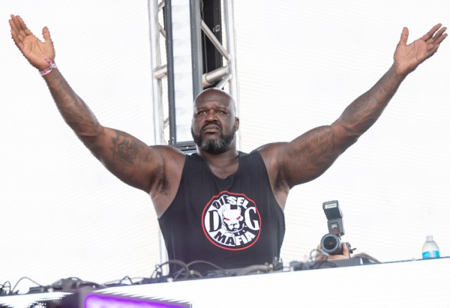 Shaquille O'Neal gets cool shout-out with hidden message on Lakers' City Uniforms