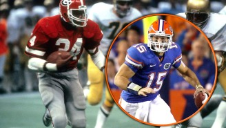 A Panel Of Experts Picked The Top 10 College Football Players Of All Time, Fans Were Triggered