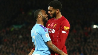 England Star Raheem Sterling Dropped From Team For Choking Teammate Who Little Boy'd Him 24 Hours Earlier