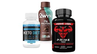 Woot Daily Deals: Supplements And Sports Nutrition, VIZIO TVs, Air Fryers, Water Filters