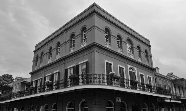 The Conjuring Writers Are Developing A New Horror Franchise LaLaurie Mansion