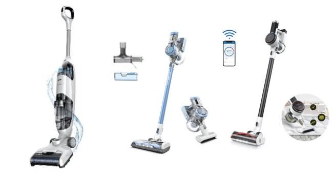 Tineco Cordless Vacuums