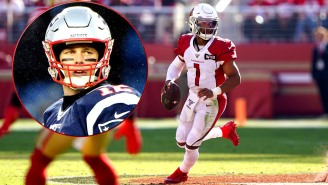 Tom Brady And Kyler Murray's Passing Stats Are Almost Identical, So Is The Rookie That Good Or Is TB12 Getting Worse?