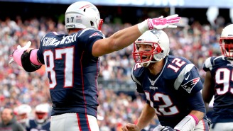 Tom Brady Savagely Tricked Patriots Fans' Into Getting Their Hopes Up About Gronk Returning To Football