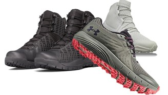 Under Armour Tactical Boots and Trail Shoes – Up To 42% Off Today Only
