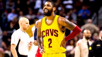 Tristan Thompson Thinks The Cavaliers Will Retire Kyrie Irving's Jersey, Many Cavs Fans STRONGLY Disagree