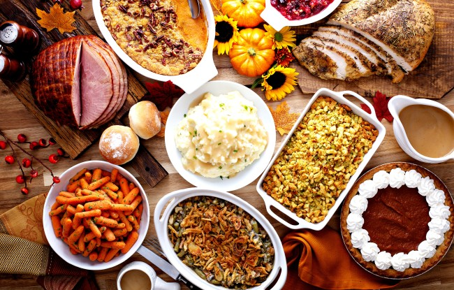 US Map Shows The Most Hated Thanksgiving Food In Each State