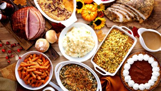 Map Shows The Most Hated Thanksgiving Food In Each State And We May Have To Exile Maine, Oregon And Idaho
