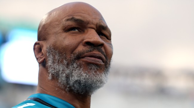 mike tyson crying interview life without boxing