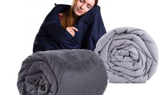 Deals Week: Weighted Blankets For Those Cold Winter Nights – 30% Off!