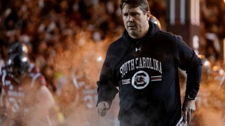 South Carolina Football Manager Fired For Allegedly Fighting A Will Muschamp Impersonator Who Was Mocking The Head Coach
