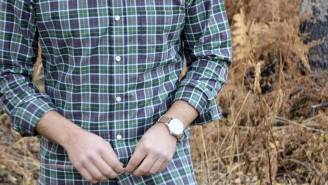 Woodies Custom Made Flannels And Chinos Are Perfect For The Holiday Season