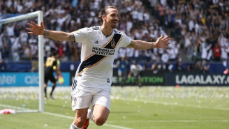 Zlatan Ibrahimovic Announces He's Leaving MLS, Tells L.A. To Go Back To Watching Baseball