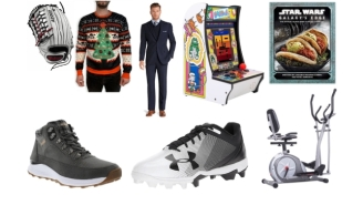 Daily Deals: Star Wars Holiday Sweaters, Baseball Equipment, Eddie Bauer Clearance, Jos A Bank Sale And More!