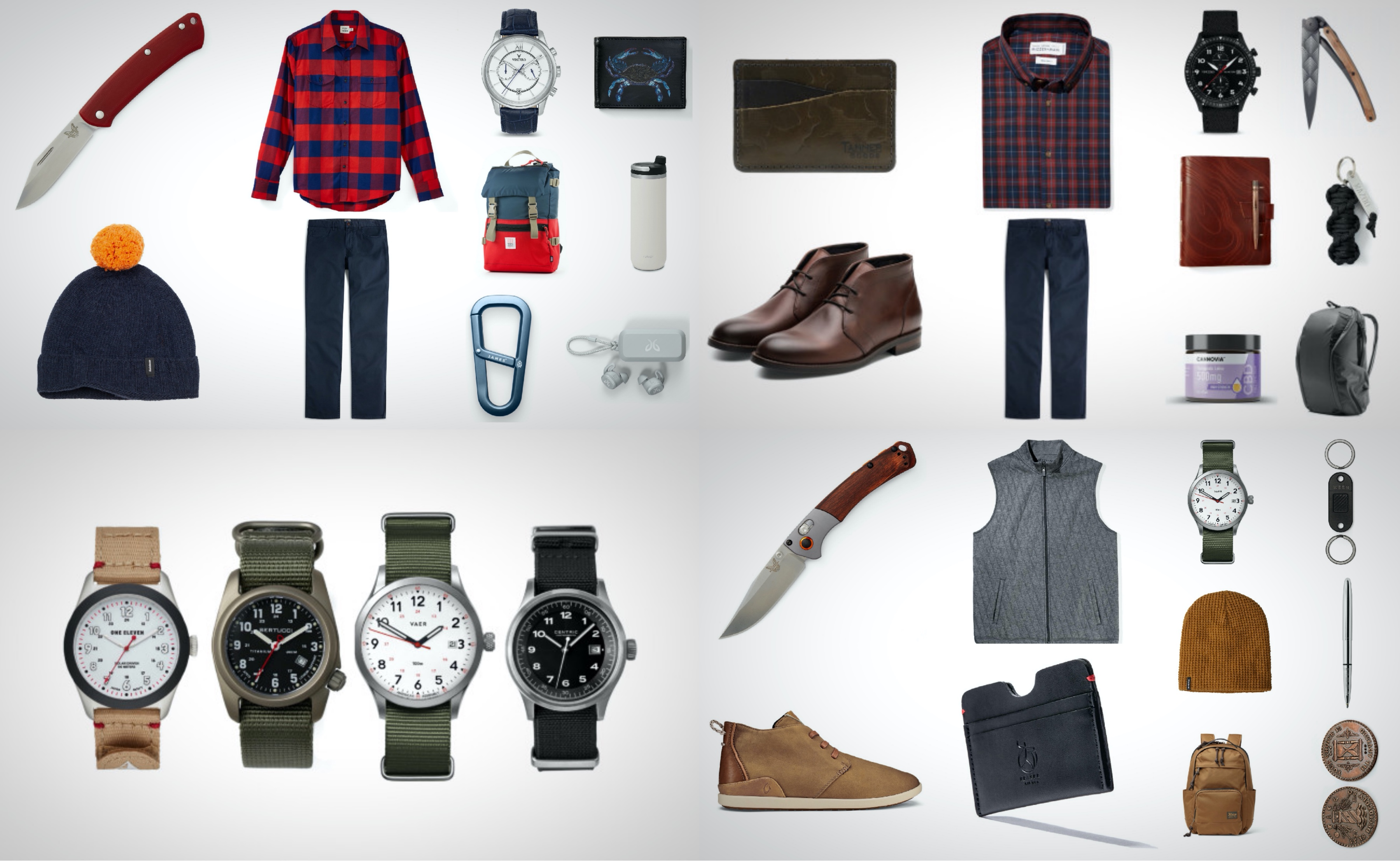 50 Things We Want This Week Edc Gear Watches Boots And More Gifts For Guys Brobible