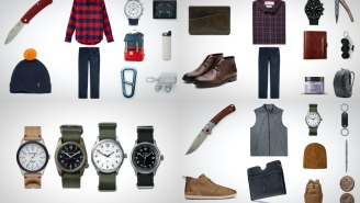 50 'Things We Want' This Week: EDC Gear, Watches, Boots, And More Gifts For Guys