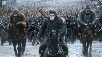 A New 'Planet of the Apes' Movie Is In The Works