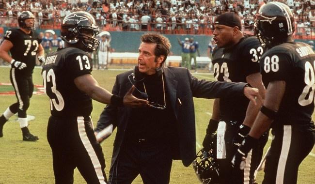Al Pacino Gives Amazing Quote About Ravens Quarterback Lamar Jackson
