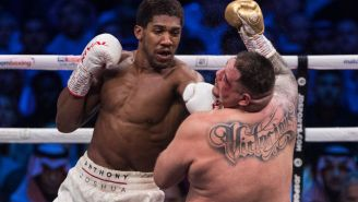 Andy Ruiz Jr. Says He Lost His Rematch With Anthony Joshua Because He Was More Concerned With Partying Than Training