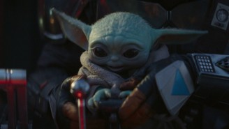 J.J. Abrams Confirms Whether Or Not Baby Yoda Will Appear In 'The Rise of Skywalker'