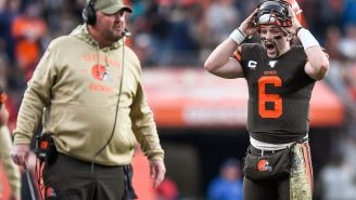 Dez Bryant Says Baker Mayfield Cost Freddie Kitchens His Job By Perpetually Underperforming