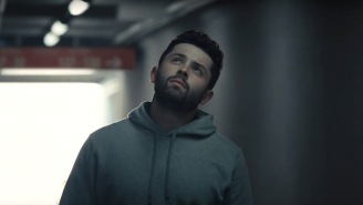 People Are So Fed Up With Baker Mayfield's Smoke Alarm Commercial Freaking Out Their Dogs They Started A Petition