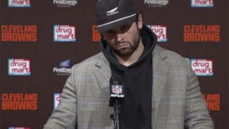 Baker Mayfield's Postgame Press Conference Sparks A Debate Over The Best Silent Letters