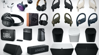 Best Cyber Monday Deals On Wireless Headphones, Earbuds, And Bluetooth Speakers