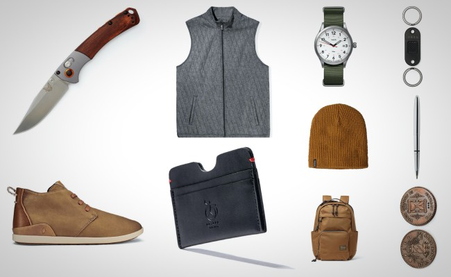 best everyday carry gear Christmas gift ideas